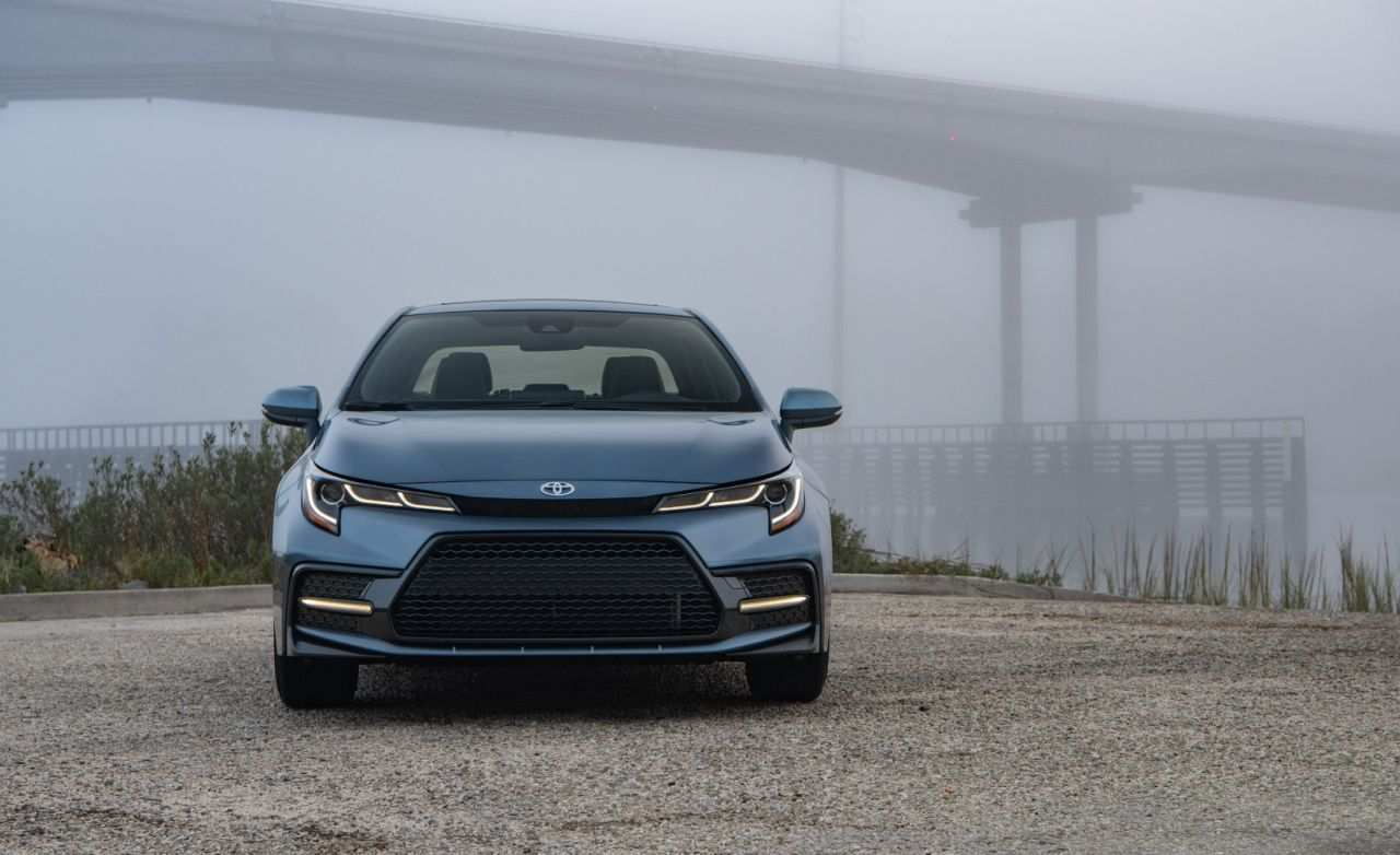 27 New 2020 Toyota Corolla Picture for 2020 Toyota Corolla