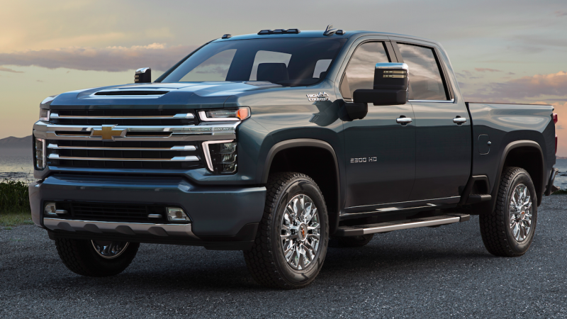 27 The 2020 Chevy Silverado Hd Rumors for 2020 Chevy Silverado Hd