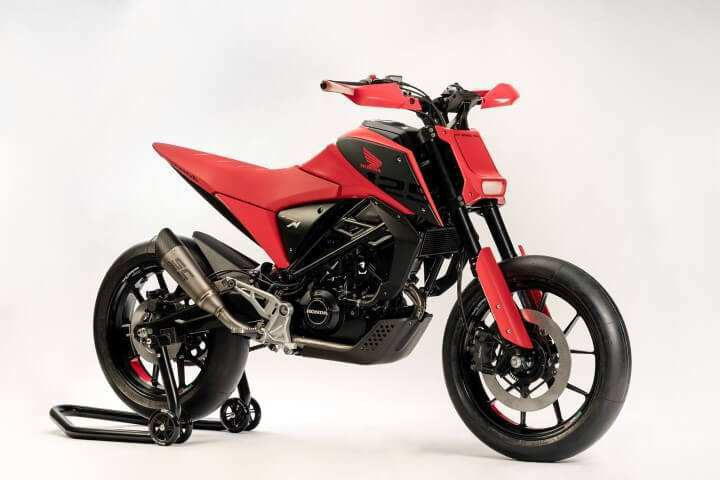 27 The 2020 Honda Grom Photos by 2020 Honda Grom