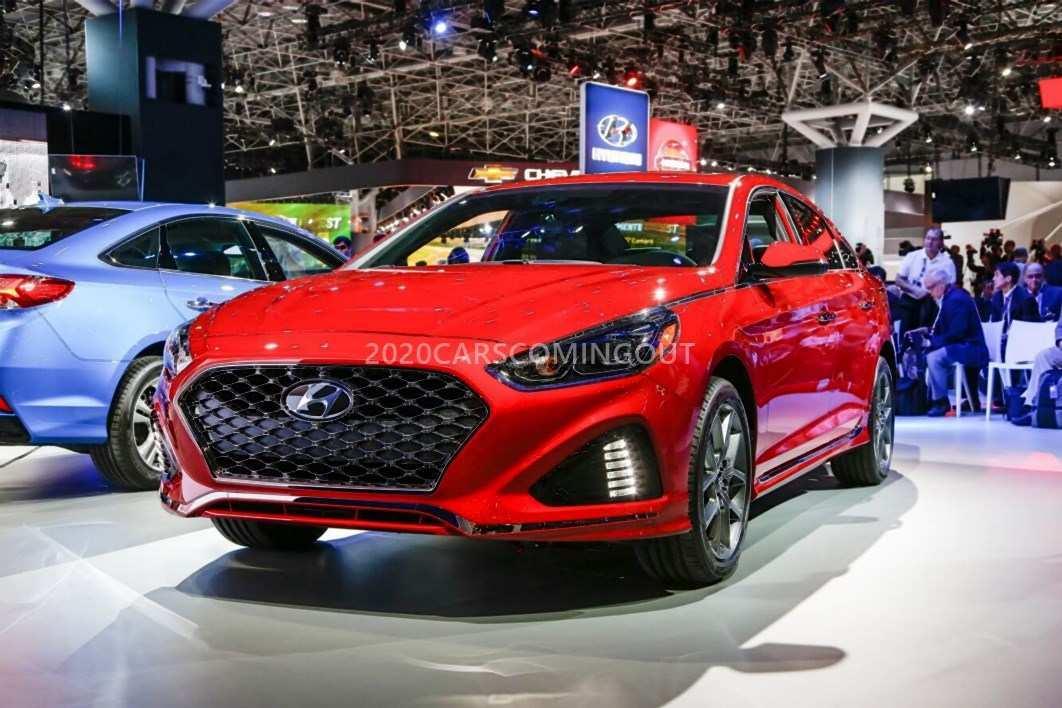 27 The 2020 Hyundai Sonata Hybrid Sport History by 2020 Hyundai Sonata Hybrid Sport
