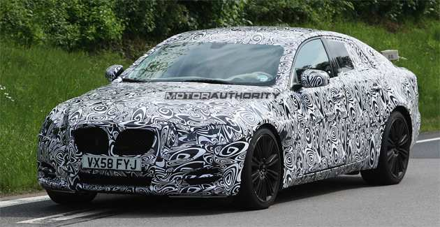 27 The 2020 Jaguar Xj Spy Model for 2020 Jaguar Xj Spy