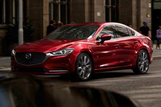 27 The 2020 Mazda 6 Wagon Canada Research New for 2020 Mazda 6 Wagon Canada