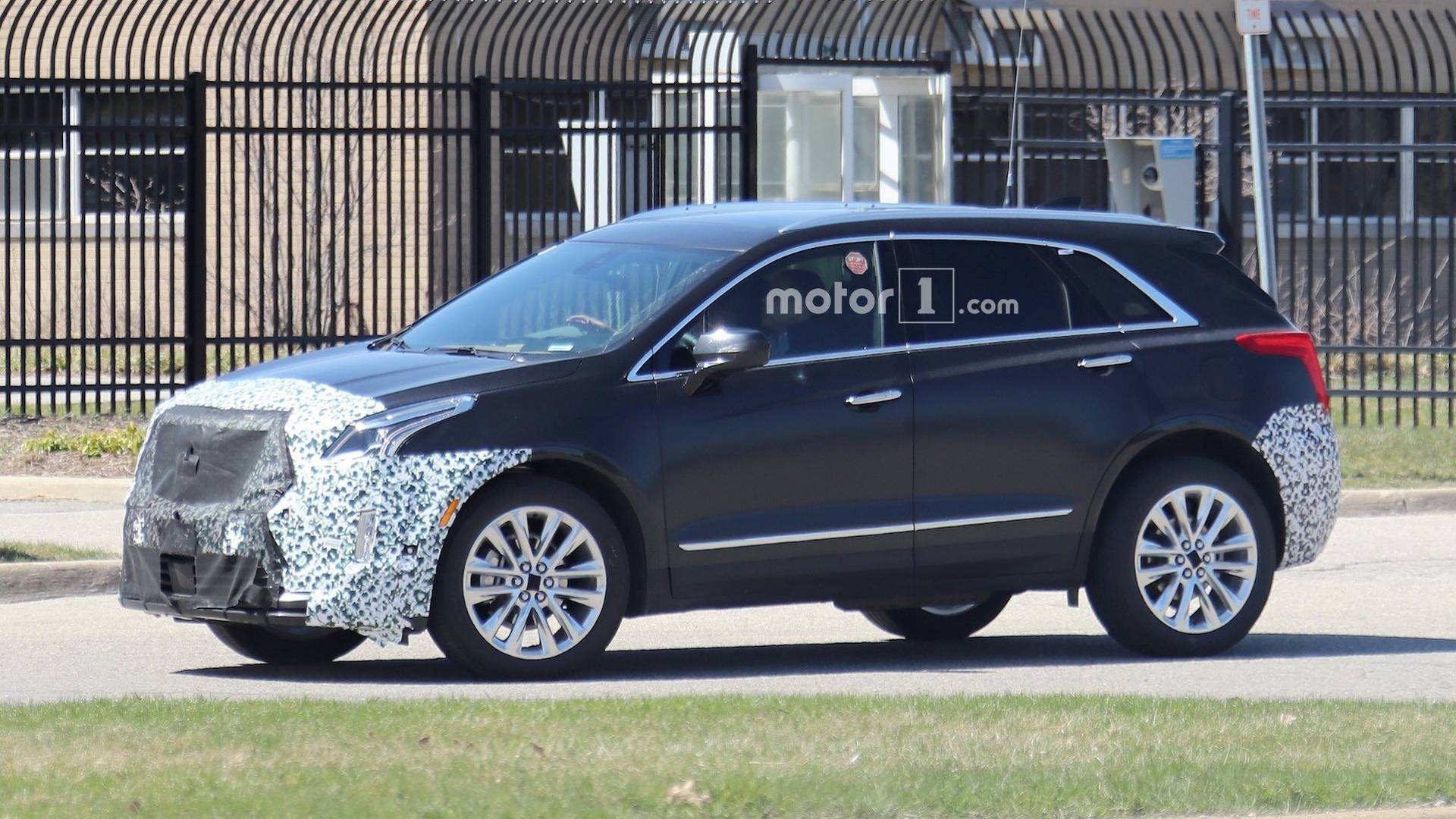 27 The 2020 Spy Shots Cadillac Xt5 Exterior for 2020 Spy Shots Cadillac Xt5