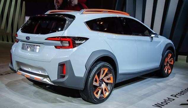 27 The Subaru 2020 Xv New Concept for Subaru 2020 Xv