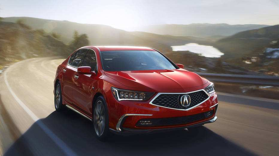 28 All New 2020 Acura RLX Specs for 2020 Acura RLX