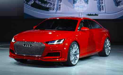 28 All New 2020 Audi TT Overview by 2020 Audi TT