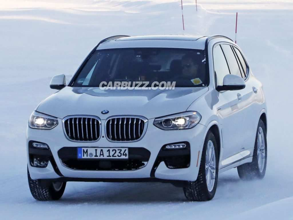 28 All New 2020 BMW X3 Hybrid First Drive with 2020 BMW X3 Hybrid