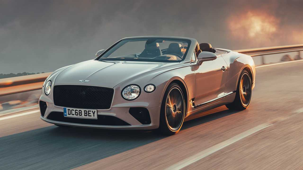 28 All New 2020 Bentley Continental GT First Drive for 2020 Bentley Continental GT