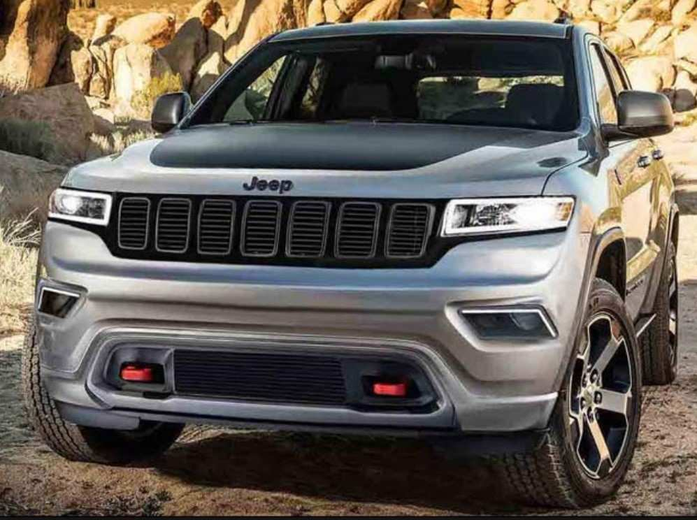 28 All New 2020 Jeep Grand Cherokee Spy Exteriors Exterior for 2020 Jeep Grand Cherokee Spy Exteriors