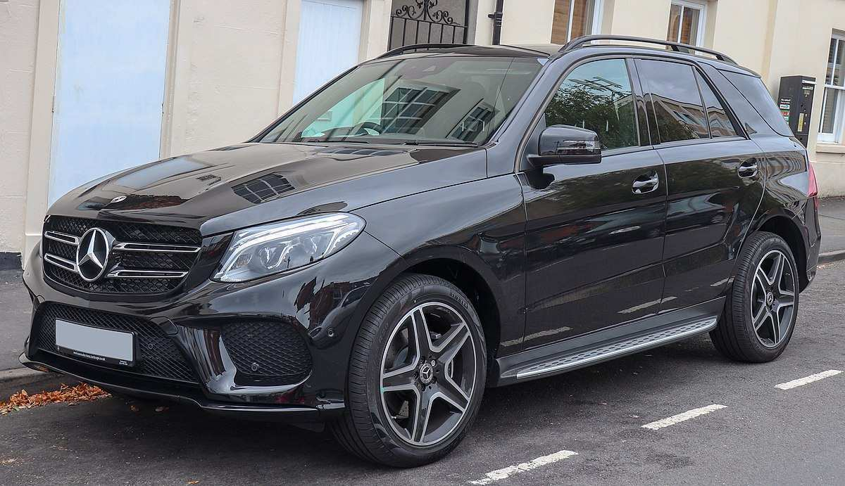 28 All New 2020 Mercedes ML Class 400 Exterior by 2020 Mercedes ML Class 400