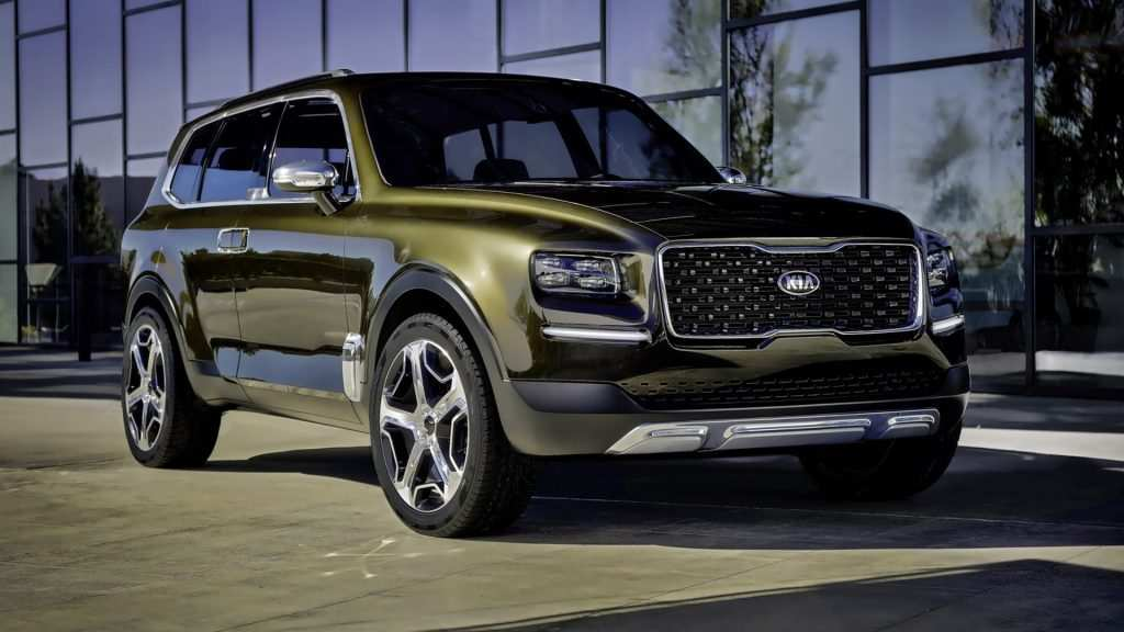 28 All New Kia Mohave 2020 Exterior and Interior with Kia Mohave 2020