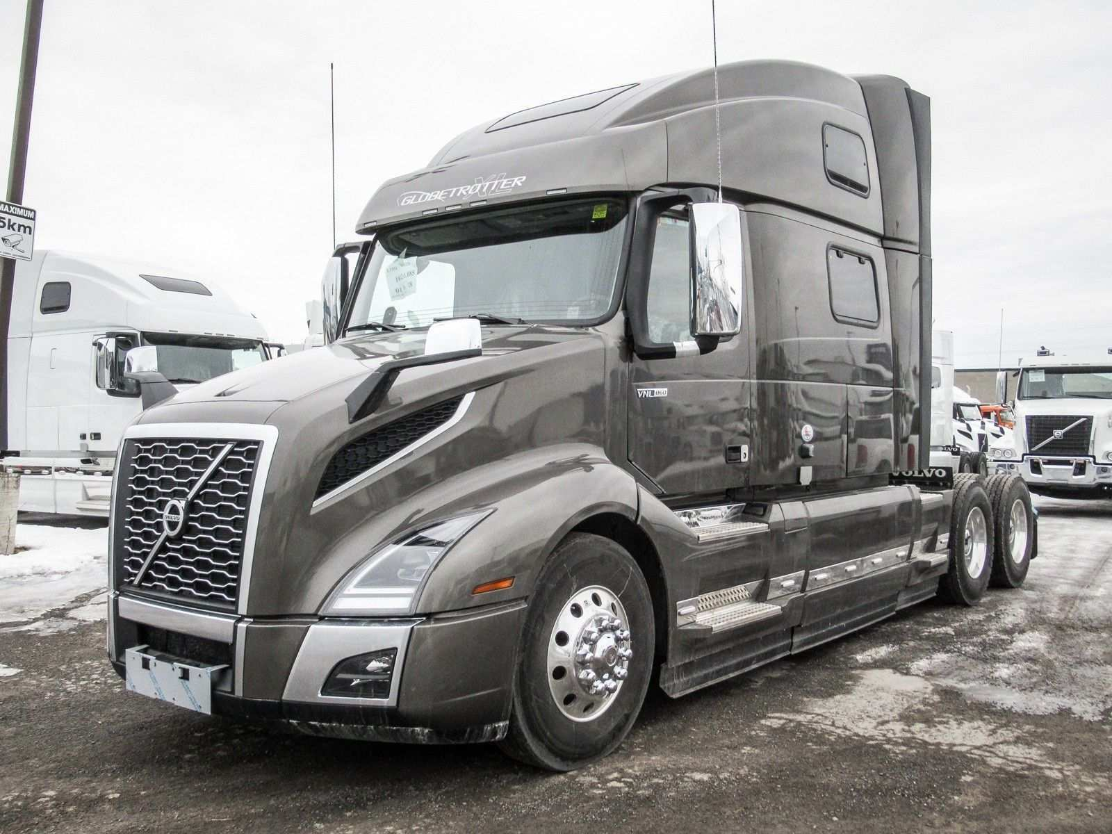28 Best Review 2020 Volvo Vnl 860 Globetrotter Exterior Performance and New Engine with 2020 Volvo Vnl 860 Globetrotter Exterior