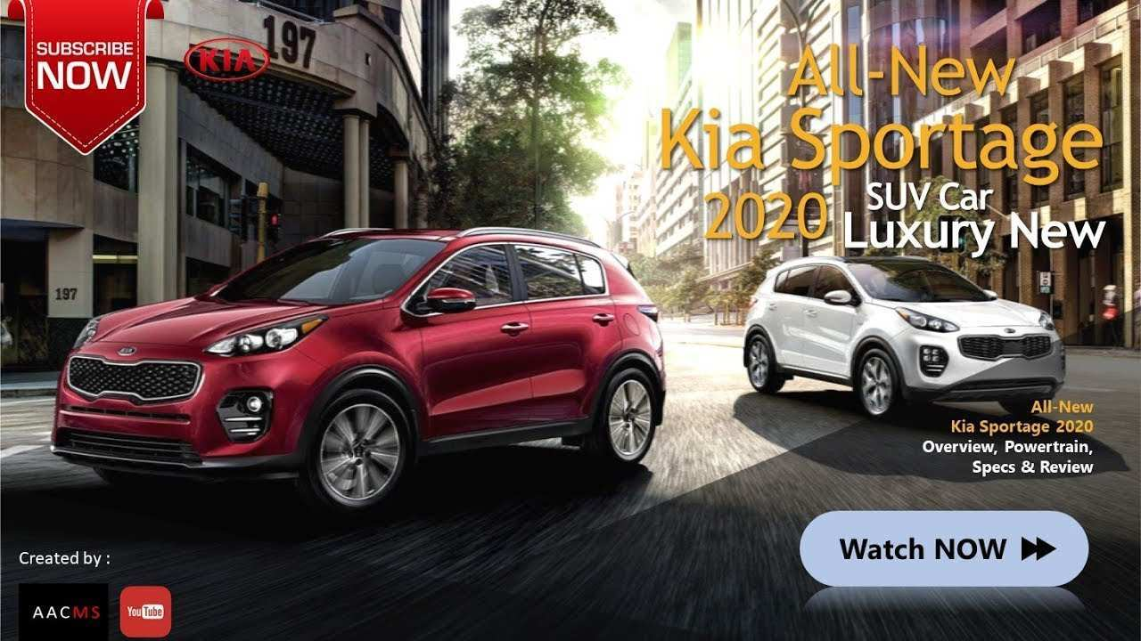 28 Best Review Kia Sportage 2020 Youtube History for Kia Sportage 2020 Youtube