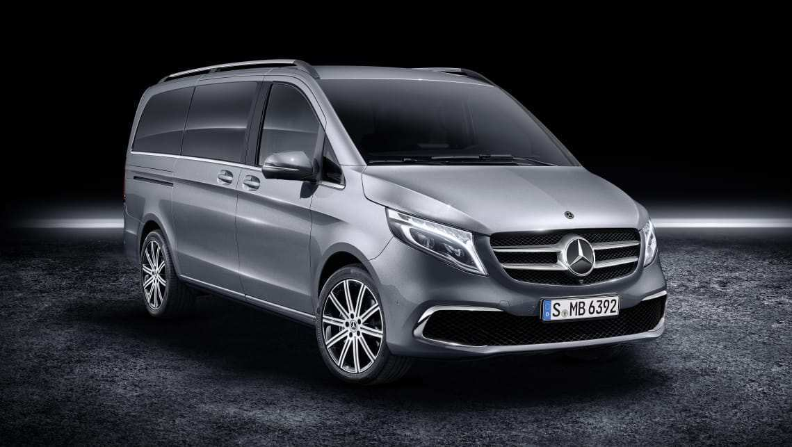 28 Best Review Mercedes V Class 2020 Redesign with Mercedes V Class 2020