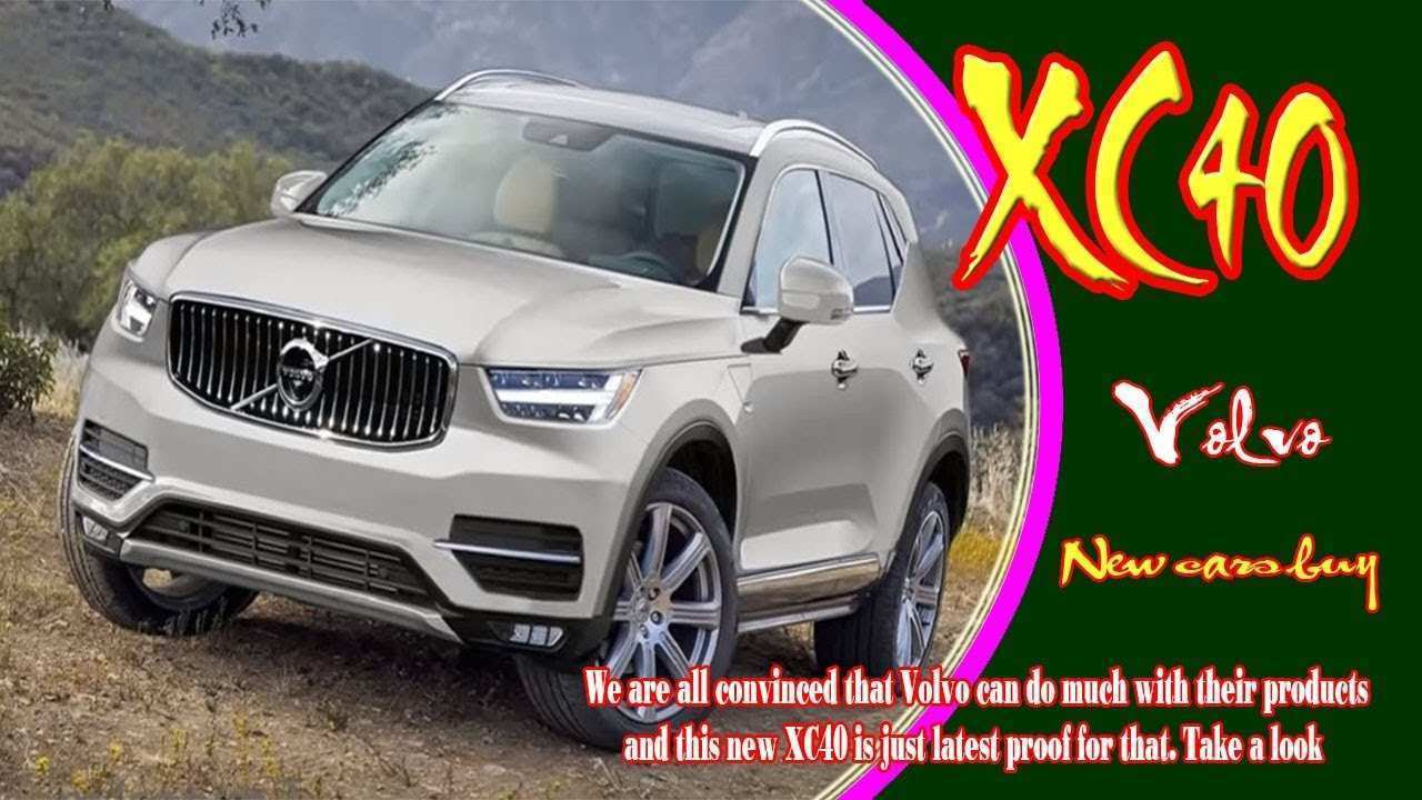 28 Concept of 2020 Volvo Xc40 Gas Mileage Release Date with 2020 Volvo Xc40 Gas Mileage