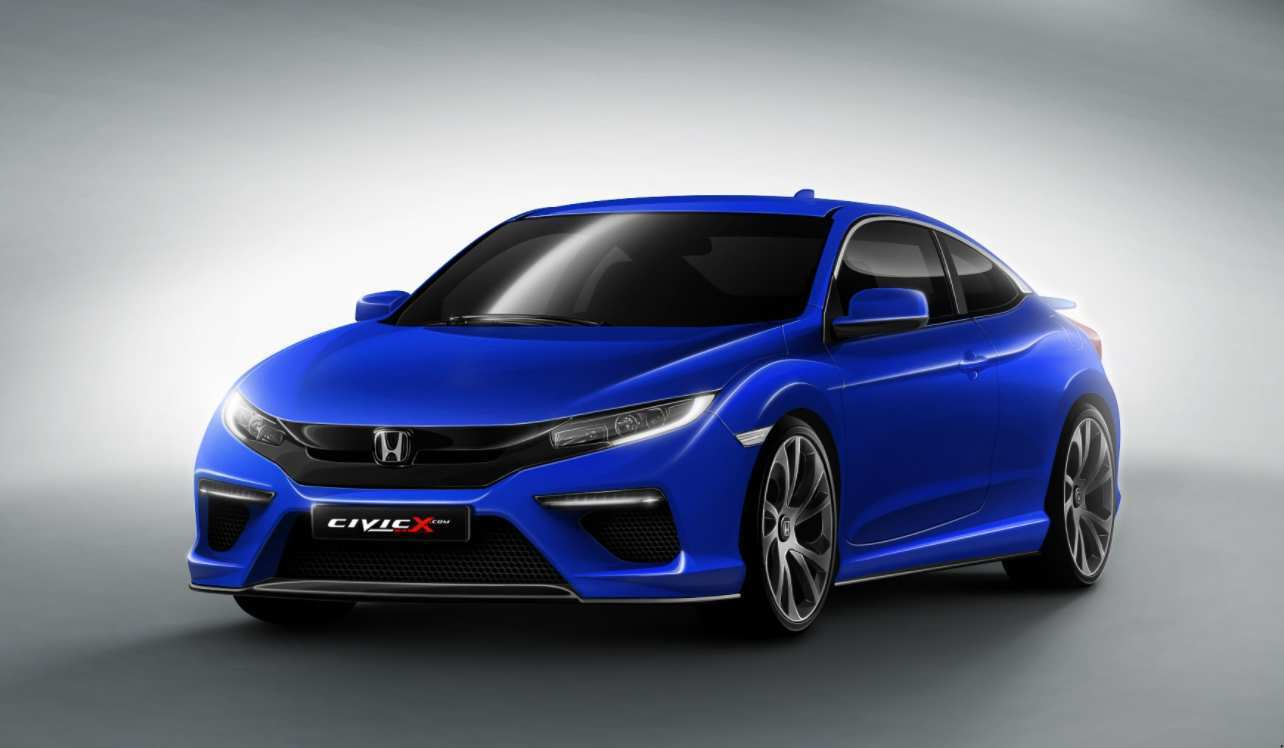 28 Gallery of 2020 Honda Civic Coupe Release Date for 2020 Honda Civic Coupe