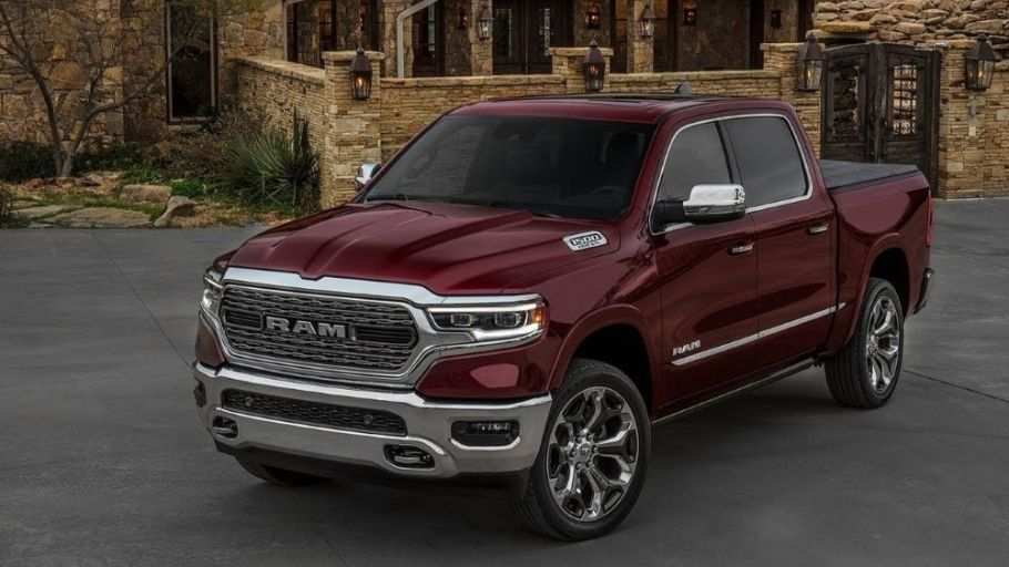 28 Great 2020 Dodge Ram Truck Release Date for 2020 Dodge Ram Truck