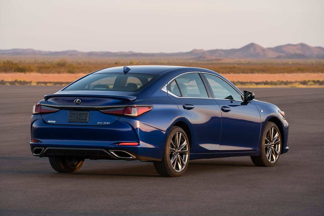 28 Great 2020 Lexus Es 350 F Sport Release Date With 2020