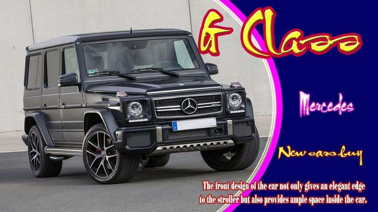28 Great 2020 Mercedes G Class Exterior Date Ratings with 2020 Mercedes G Class Exterior Date