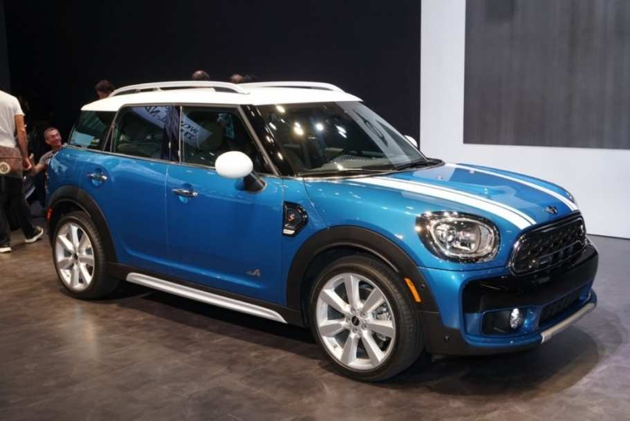 28 Great 2020 Mini Cooper Countryman Redesign for 2020 Mini Cooper Countryman