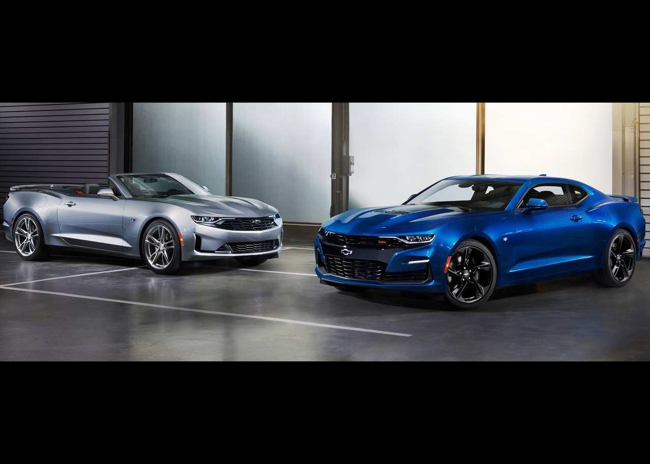 28 New 2020 Chevy Camaro Competition Arrival Wallpaper with 2020 Chevy Camaro Competition Arrival