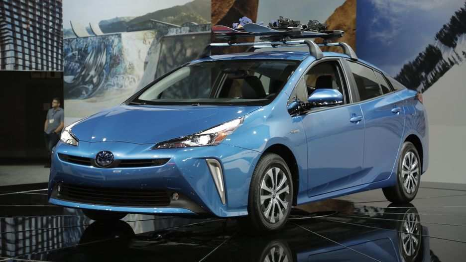 28 New 2020 Toyota Prius History with 2020 Toyota Prius
