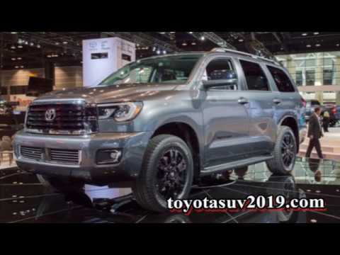 28 New 2020 Toyota Sequoia New Concept with 2020 Toyota Sequoia