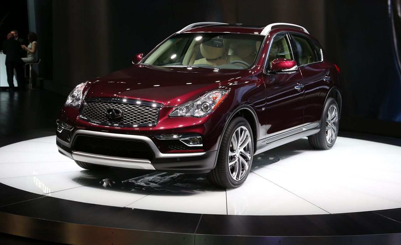 28 The 2020 Infiniti Qx50 Dimensions Performance and New Engine with 2020 Infiniti Qx50 Dimensions