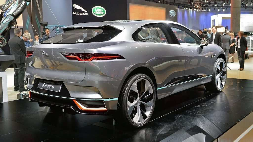 28 The 2020 Jaguar I Pace Exterior Spy Shoot by 2020 Jaguar I Pace Exterior