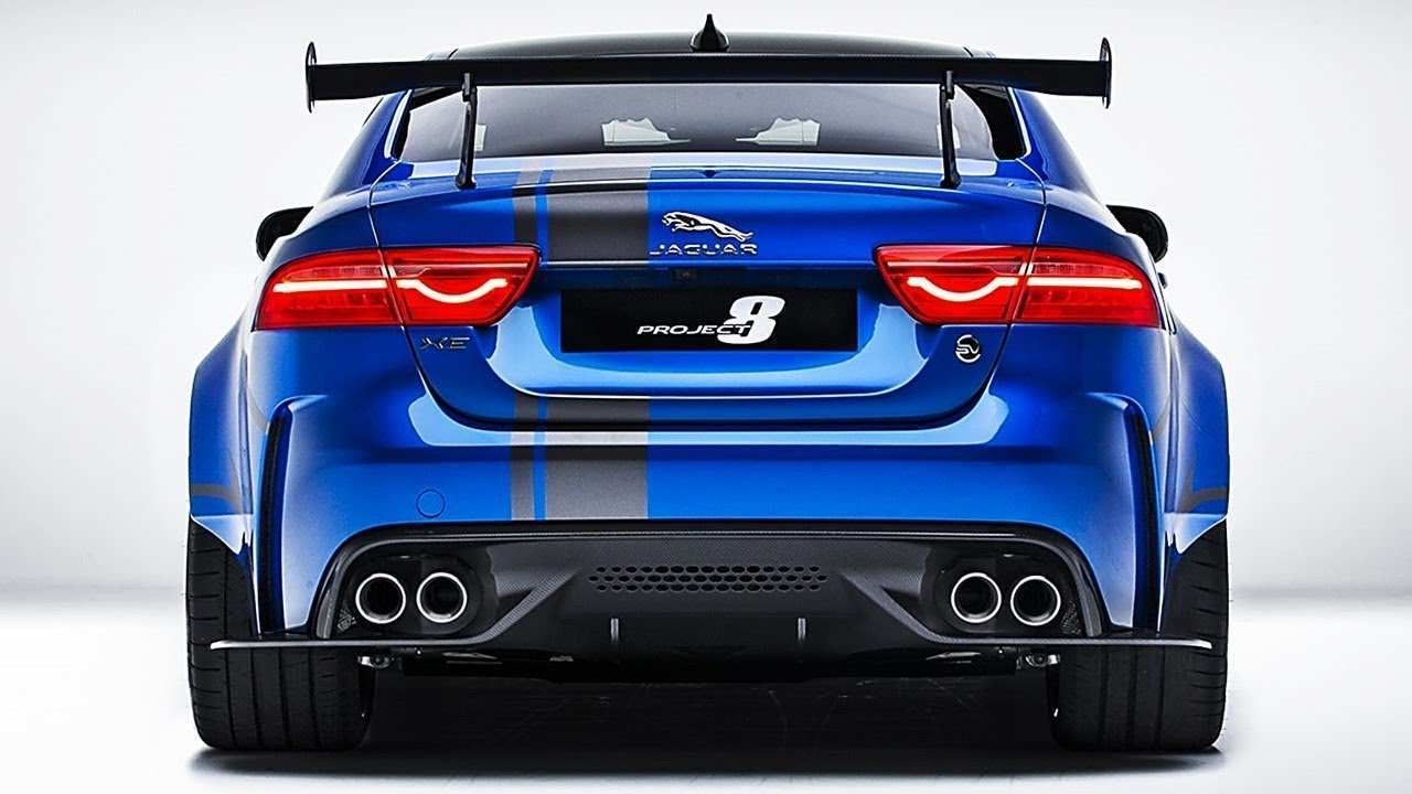 28 The 2020 Jaguar Xe Sv Project 8 Rumors by 2020 Jaguar Xe Sv Project 8