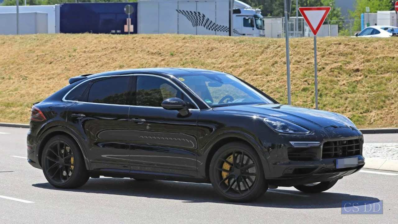 28 The 2020 Porsche Cayenne Concept with 2020 Porsche Cayenne