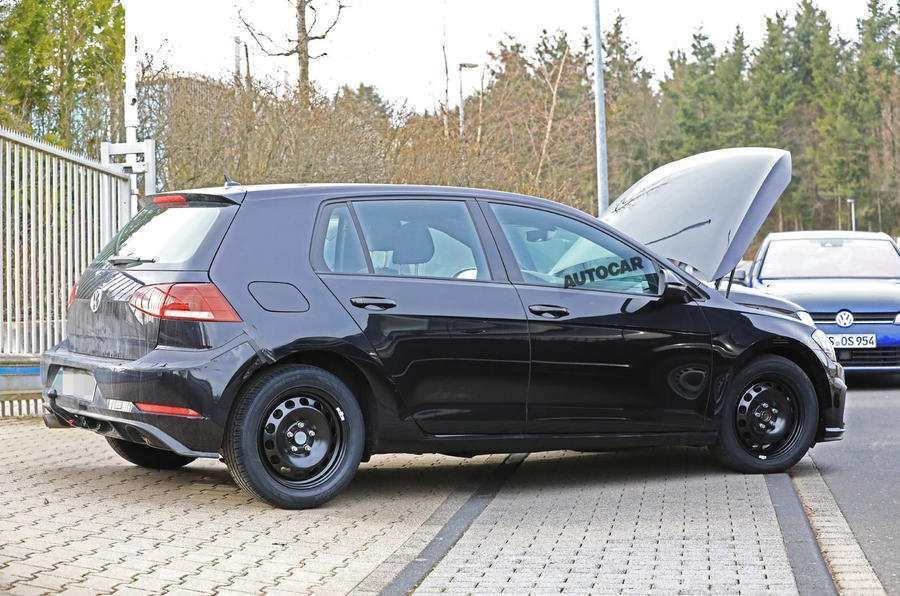 28 The 2020 Volkswagen Gti Rabbit Edition Spesification by 2020 Volkswagen Gti Rabbit Edition