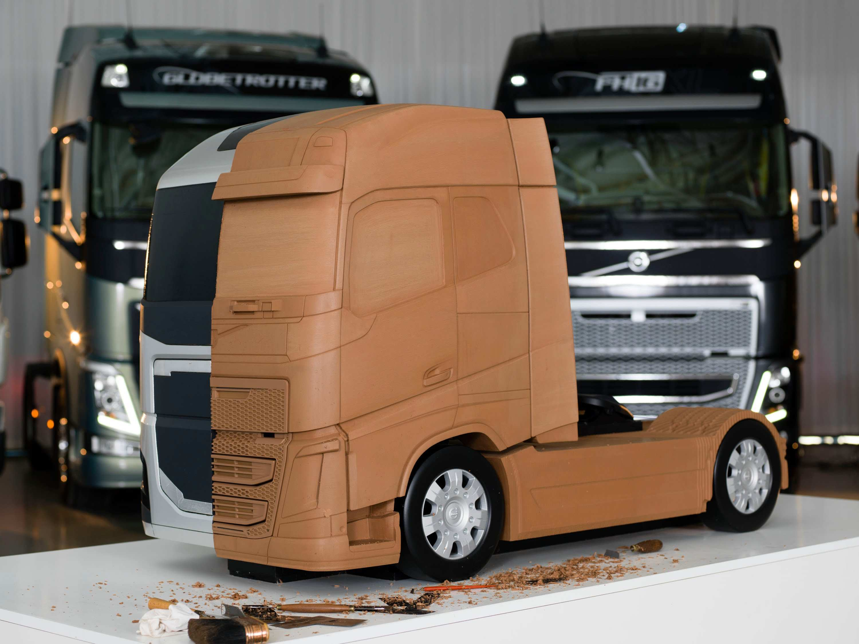 28 The Volvo Fh16 2020 Redesign and Concept with Volvo Fh16 2020