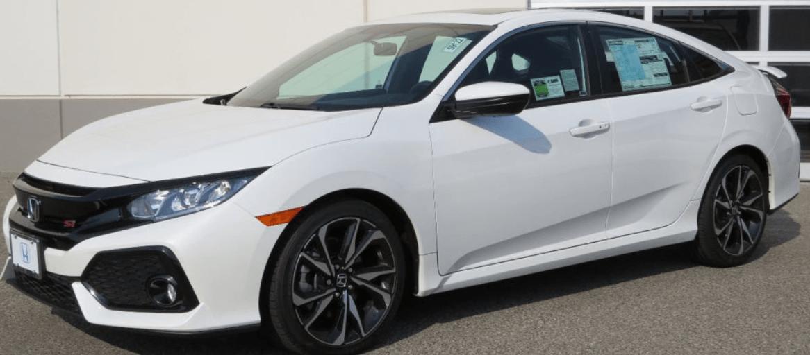 29 All New 2020 Honda Civic Si Style for 2020 Honda Civic Si