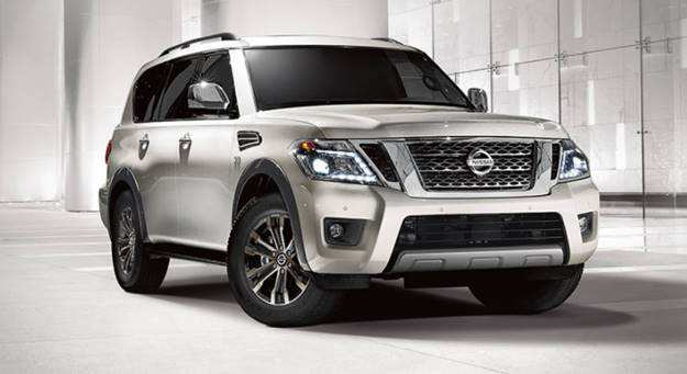 29 All New 2020 Nissan Armada Performance by 2020 Nissan Armada