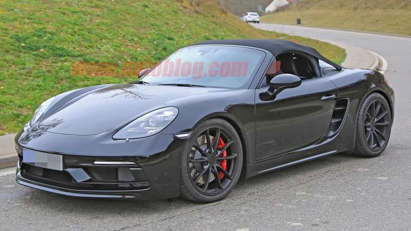 29 All New 2020 Porsche Boxster Spyder Price by 2020 Porsche Boxster Spyder