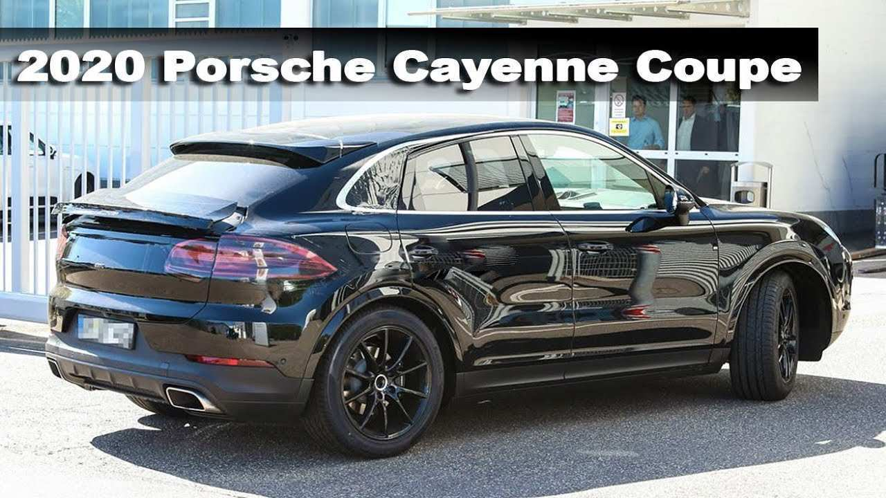 29 All New 2020 Porsche Cayenne Model 2020 Release Date by 2020 Porsche Cayenne Model 2020