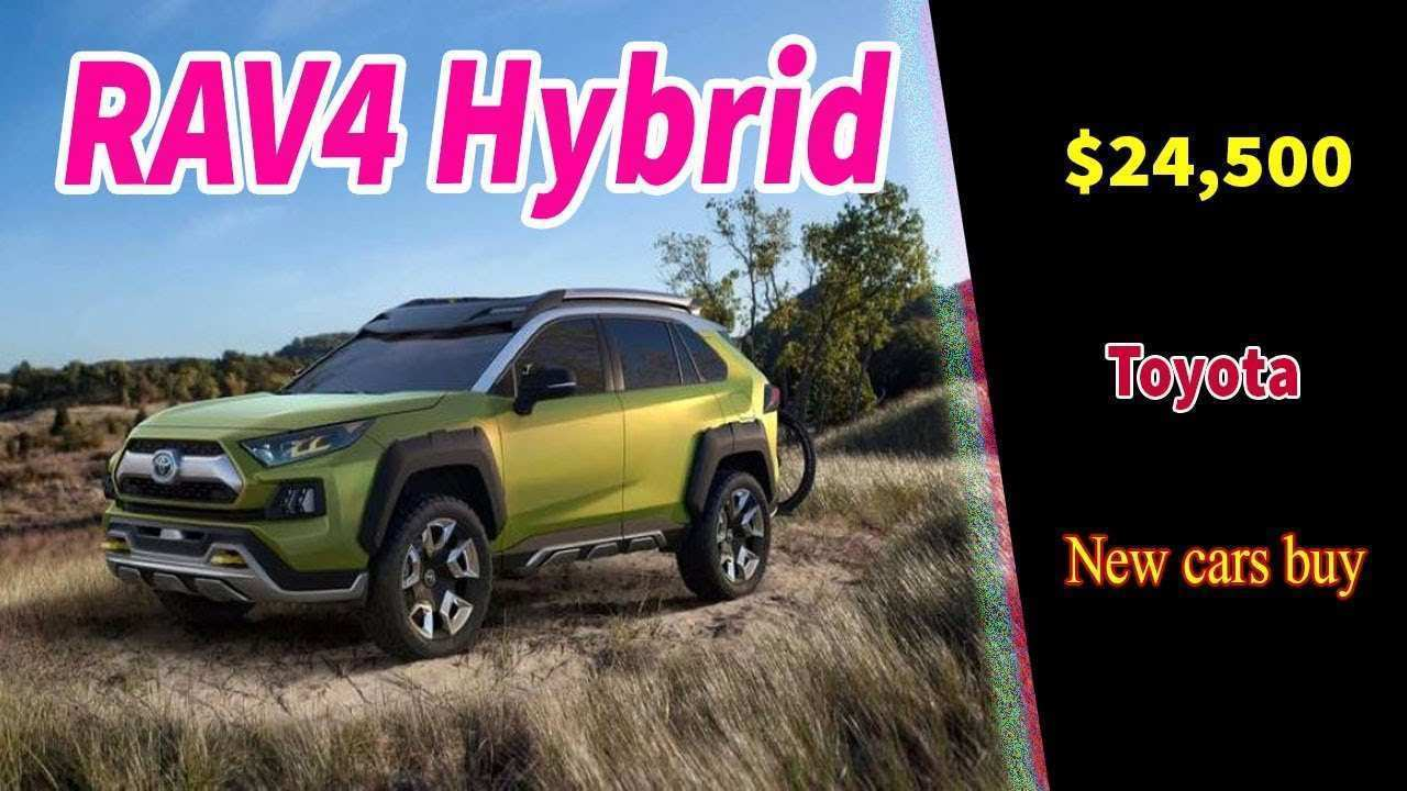29 All New 2020 Toyota Rav4 Hybrid Release Date by 2020 Toyota Rav4 Hybrid