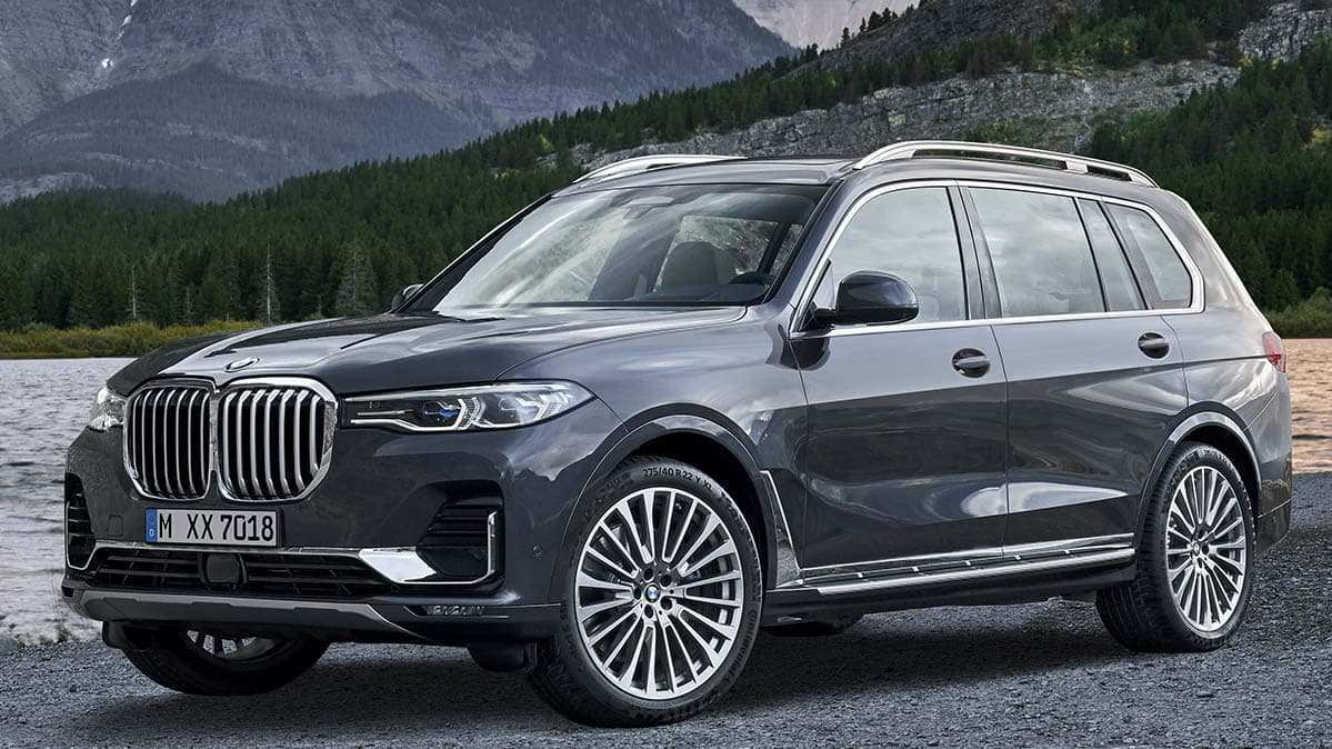 29 Best Review 2020 BMW X7 Suv Series First Drive for 2020 BMW X7 Suv Series