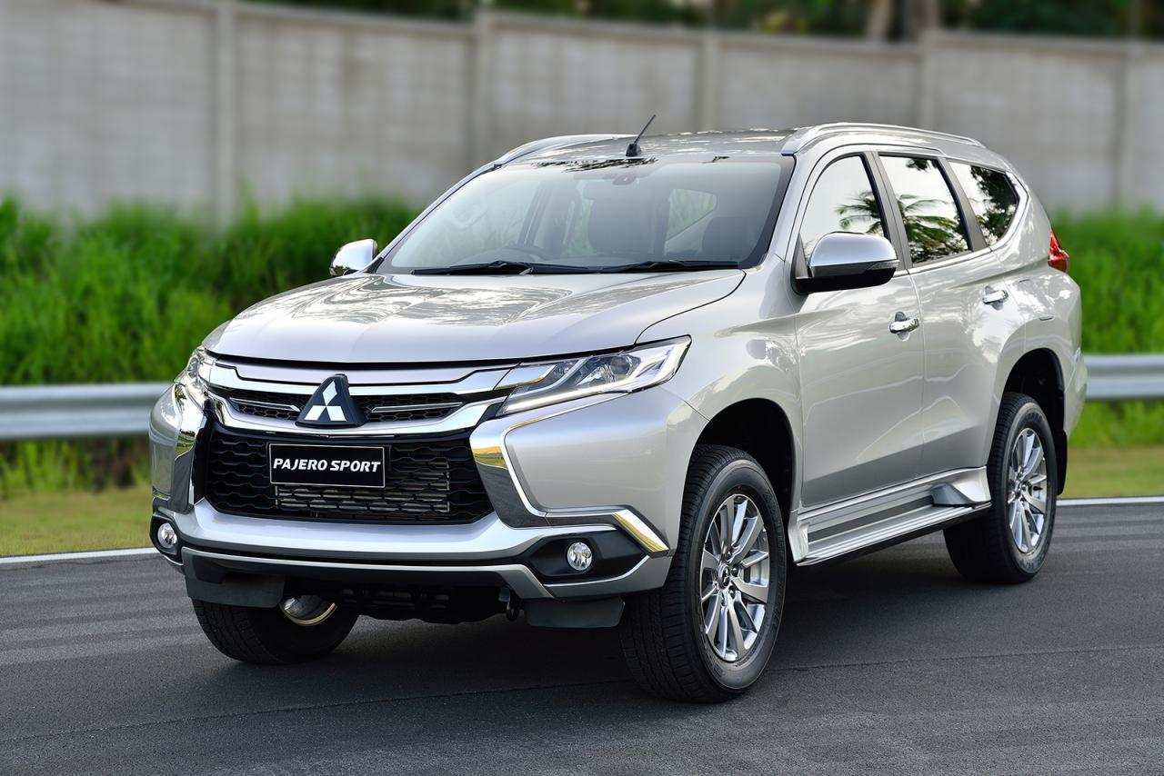 29 Best Review 2020 Mitsubishi Montero Sport Price and Review with 2020 Mitsubishi Montero Sport