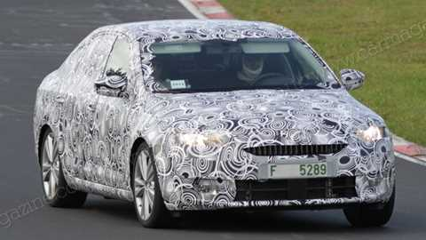 29 Best Review 2020 The Spy Shots Skoda Superb Interior for 2020 The Spy Shots Skoda Superb