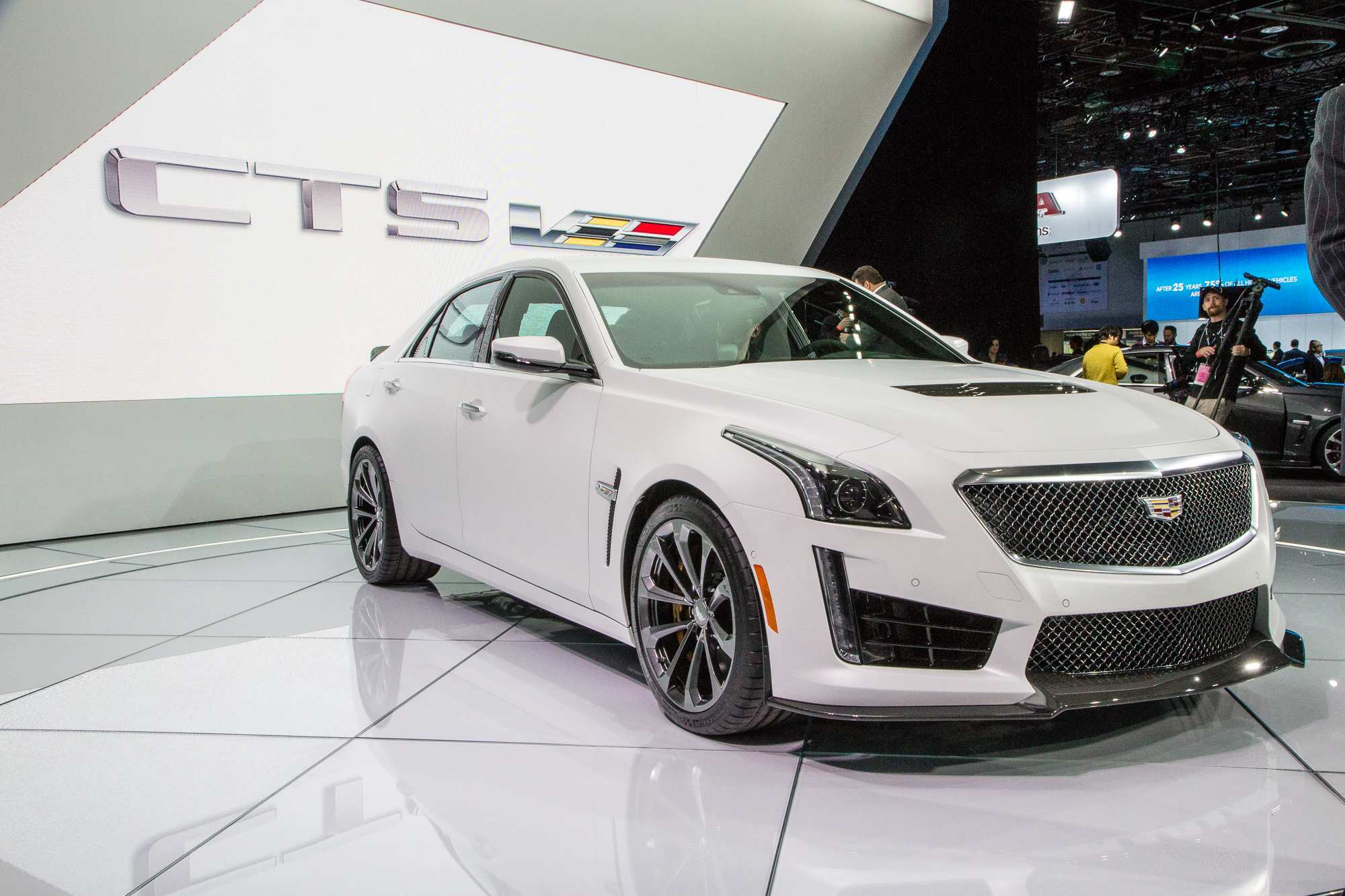 29 Concept of 2020 Cadillac CTS V First Drive by 2020 Cadillac CTS V
