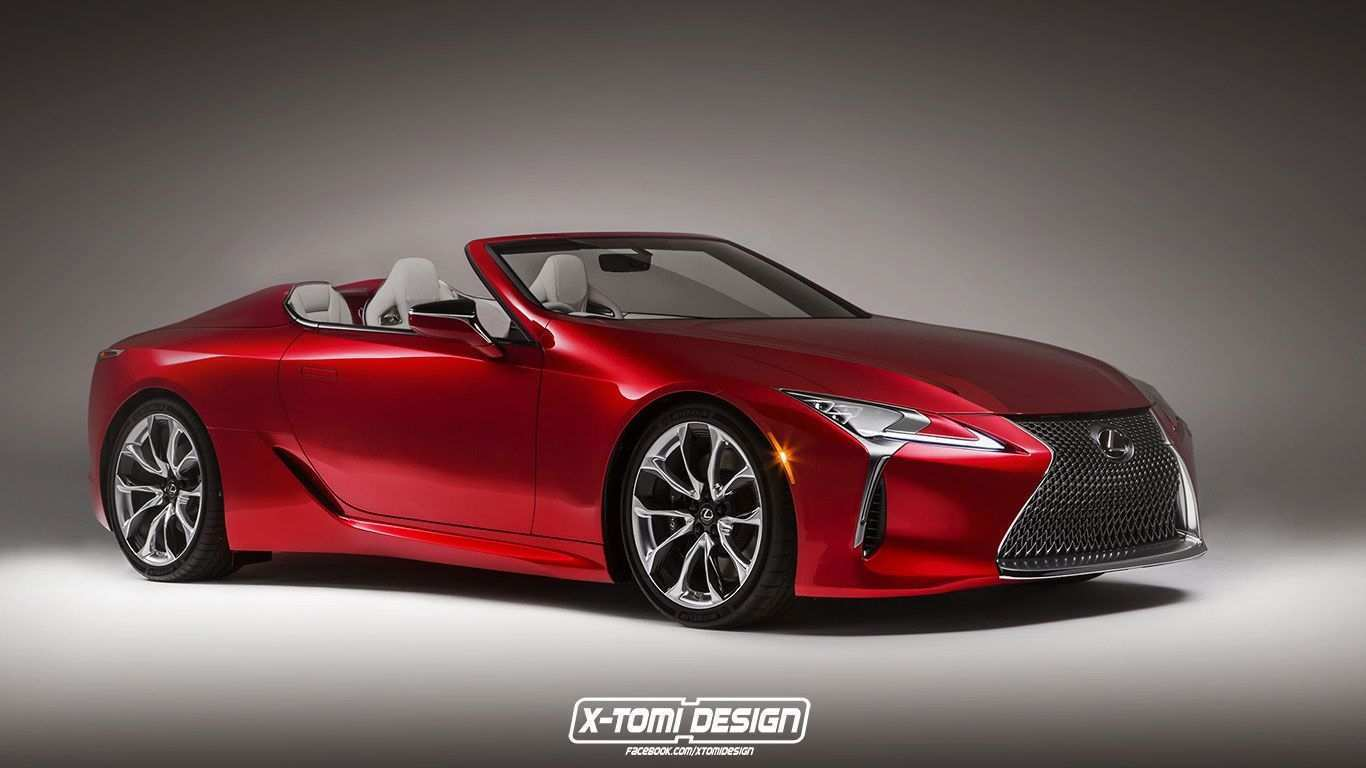 29 Concept of 2020 Lexus SC Redesign by 2020 Lexus SC
