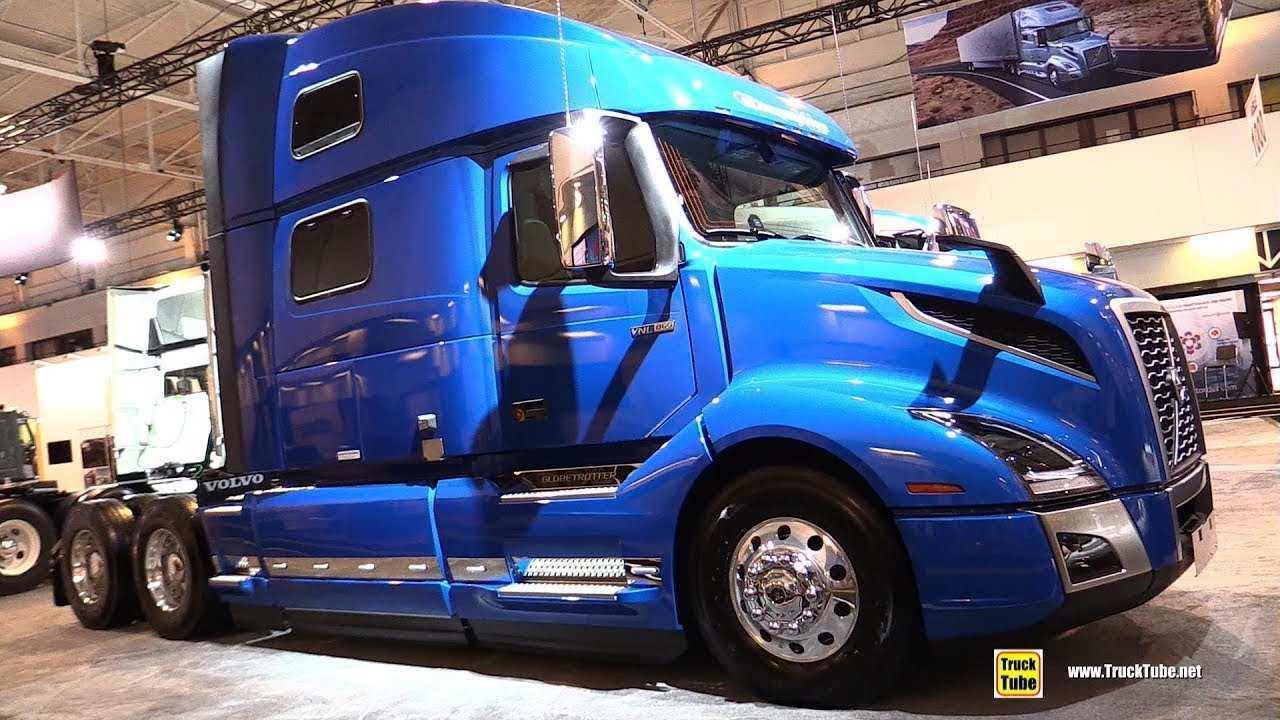 29 Concept of 2020 Volvo Vnl 860 Globetrotter Exterior Research New for 2020 Volvo Vnl 860 Globetrotter Exterior