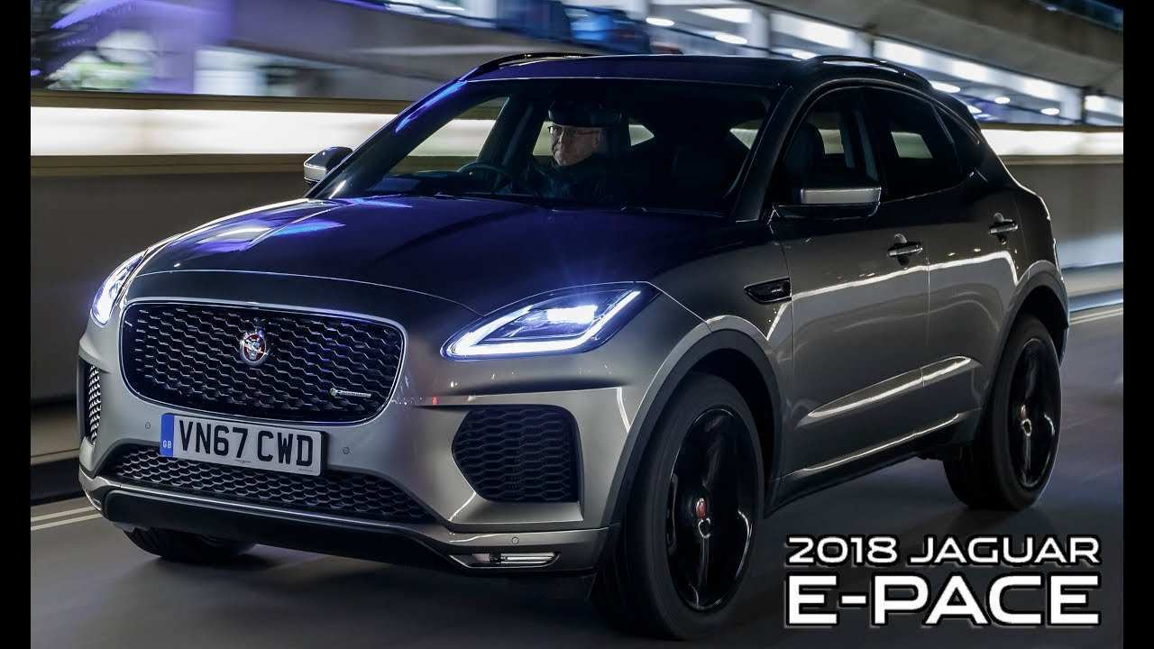 29 Concept of Jaguar E Pace 2020 New Concept Redesign for Jaguar E Pace 2020 New Concept