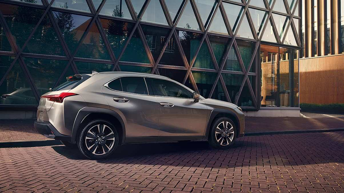 29 Concept of Lexus 2020 Suv Ux History for Lexus 2020 Suv Ux