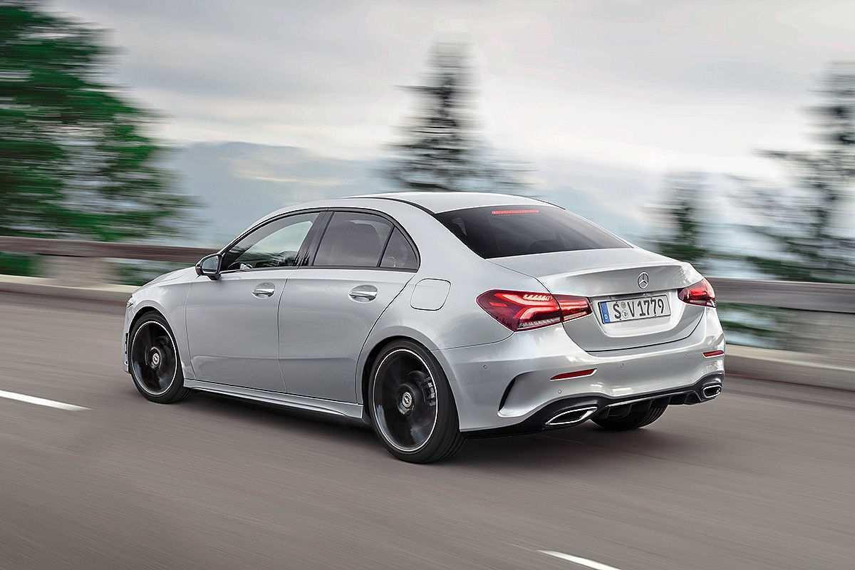 29 Concept of Mercedes A Klass 2020 Concept with Mercedes A Klass 2020