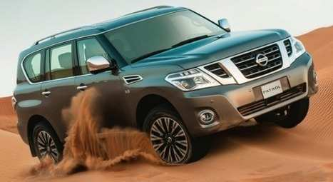 29 Concept of Nissan Patrol 2020 New Concept Specs by Nissan Patrol 2020 New Concept