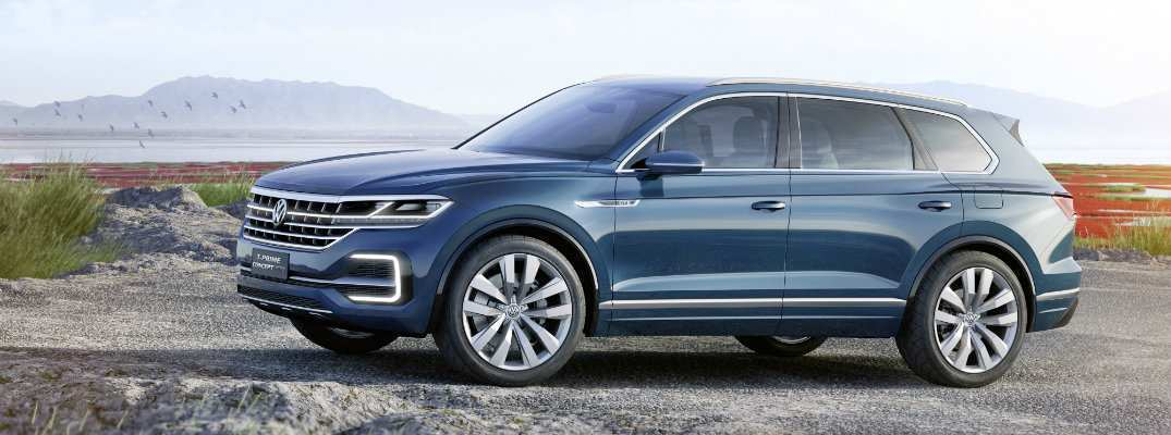 29 Concept of Volkswagen 2020 Touareg Exterior Images with Volkswagen 2020 Touareg Exterior