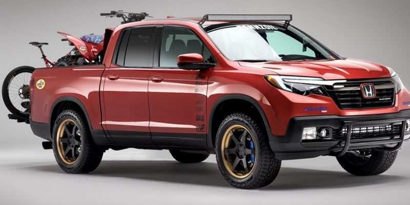 29 Gallery of 2020 Honda Ridgeline Type R Spy Shoot with 2020 Honda Ridgeline Type R